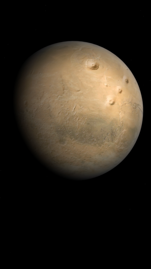 mars preview